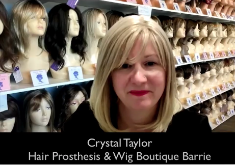 Crystal Taylor - The Wig Boutique & Hair Prosthesis in Barrie ON