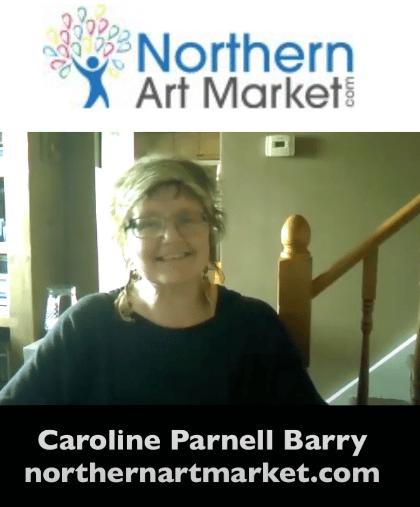 Caroline Parnell Barry from Northern Art Market